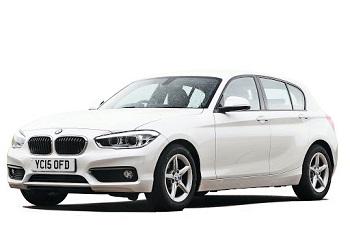BMW 1 (F20; F21) 11-19