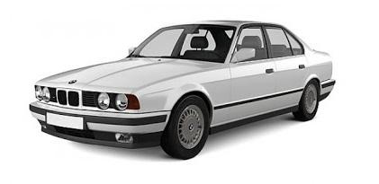 BMW 5 (E34) 88-97