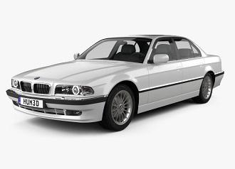 BMW 7 (E38) 94-02