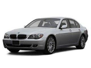 BMW 7 (E65; E66) 01-08
