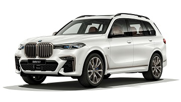 BMW X7 (G07) 19-