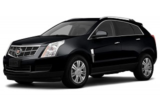 CADILLAC SRX 10-16