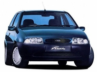 FORD FIESTA 96-02 + COURIER