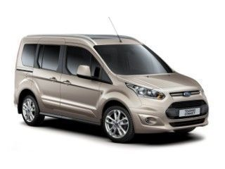 FORD TRANSIT CONNECT; TOURNEO 13-