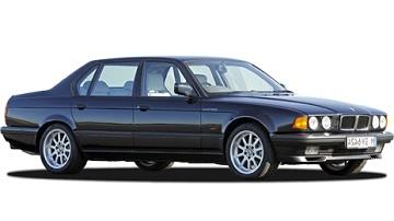 BMW 7 (E32) 87-94