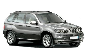 BMW X5 (E53) 00-06