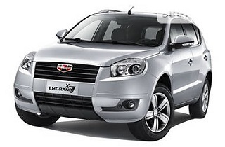 GEELY EMGRAND (X7) 11-