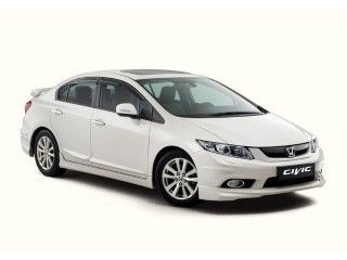 HONDA CIVIC 12-16 SDN